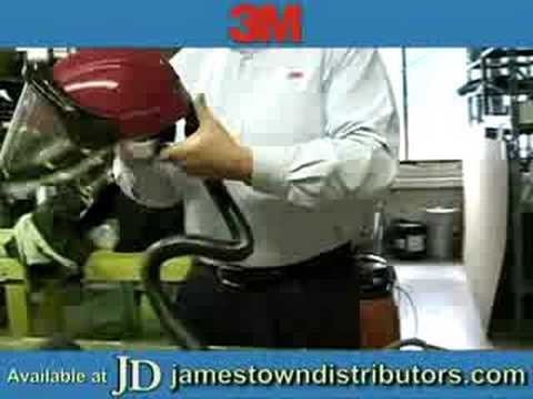 3m-papr-(powered-air-purifying-respirator)-demonstration