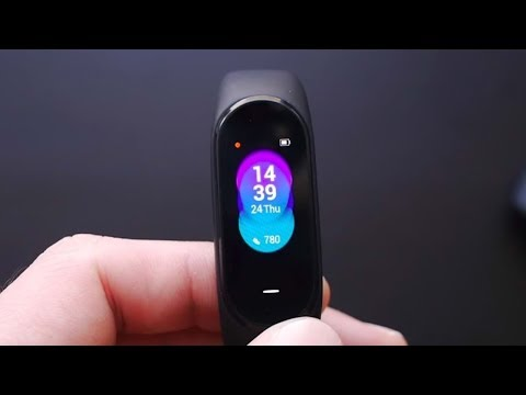 Xiaomi Mi Band 4 - Top Features!!
