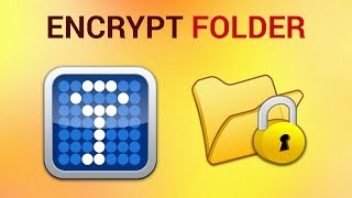 In this tutorial, we will teach you how to encrypt a folder with Tr...