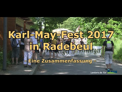 Karl May Fest Radebeul 2017