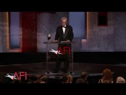 Caleb Deschanel Accepts AFI's 25th Franklin J. Schaffner Alumni Medal