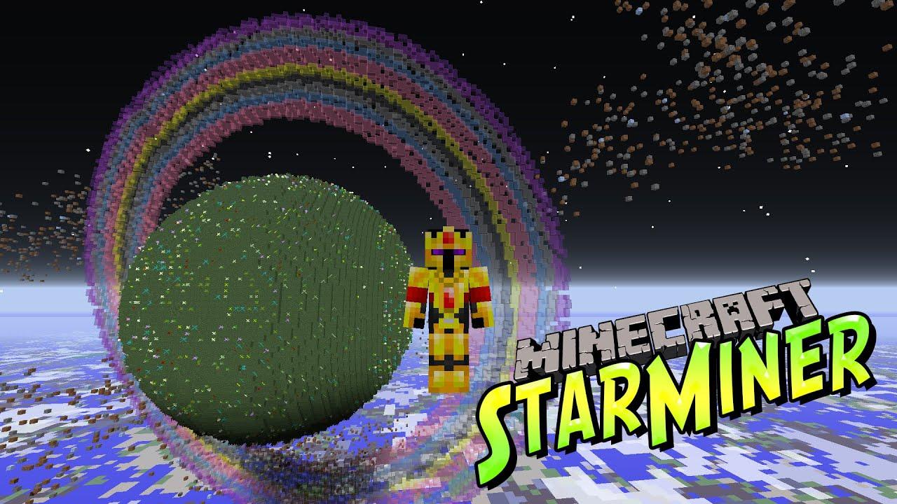 [FR]-Présentation de mods : Starminer-[Minecraft1.7.10]