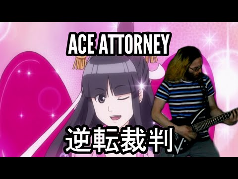 Gyakuten Saiban OP2: Jinsei wa Subarashii || 逆転裁判その真実異議あり OPテーマ【人生は素晴らしい】