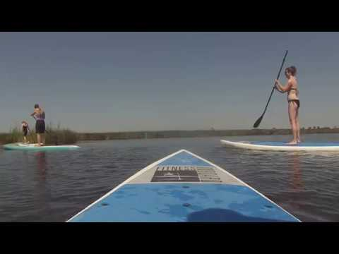 Outer Banks Adventures SUP Paddle Boarding Roanoke Island
