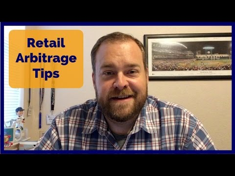 Amazon FBA Retail Arbitrage Tips - RA Sourcing with LESS FRUSTRATION