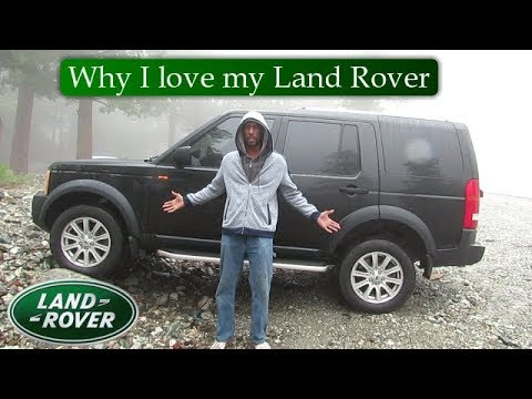 Land Rover LR3 - Learn The 10 Reasons You Will LOVE One -Off-Road Ability & Distinctive Looks