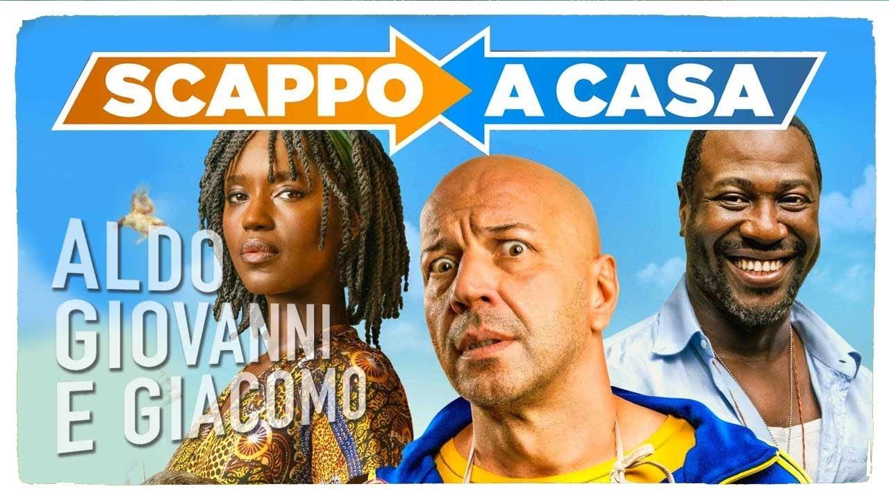 Scappo a casa - Trailer - Il nuovo film di Aldo Baglio