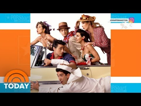 'Friends' Cast Were Just On A Break; Stars Confirm Reunion Special | TODAY