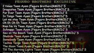 TEAM AYAM VO.15 NONSTOP PROMOTIONAL  ROXAS MIX CLUB DJ'S