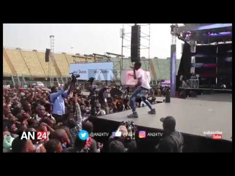 Small Doctor  Performance Rocks The Stage At Olamide Live In Concert #OLIC4