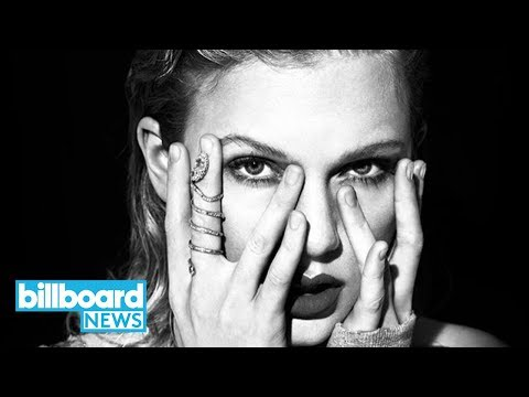 Taylor Swift's 'Reputation' Only Album In Last 2 Years To Sell 2 Million Copies | Billboard News