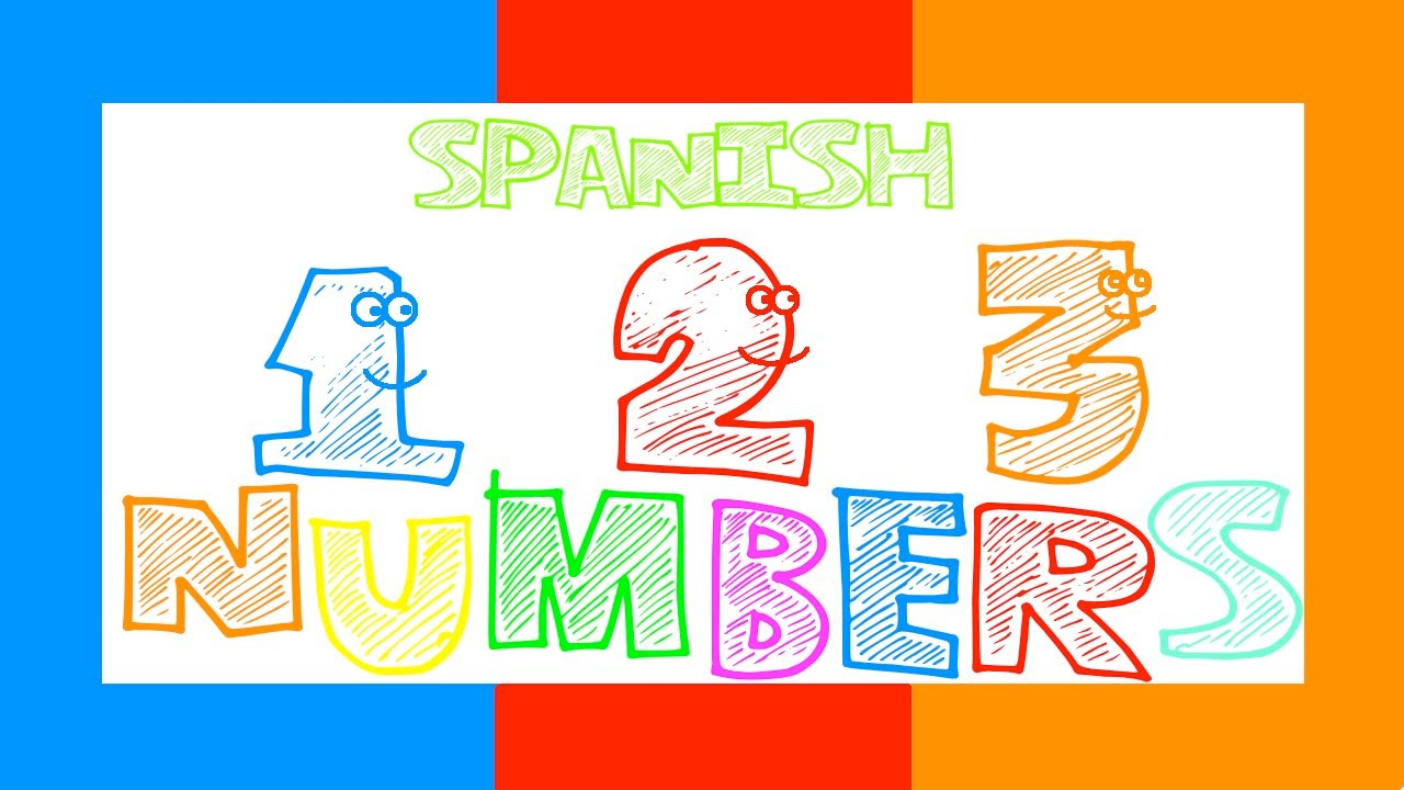 Learn to Count Numbers in Spanish 1 - 10 | PlayTime - YouTube