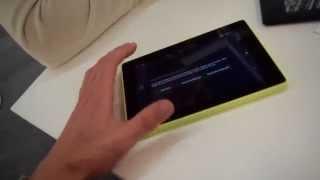 Amazon Fire HD 7 (2014) angefasst