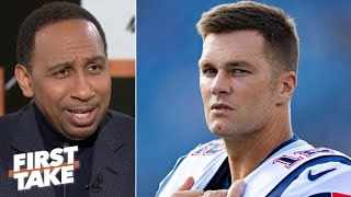 Stephen A. isn't worried about Tom Brady's legacy | First Take