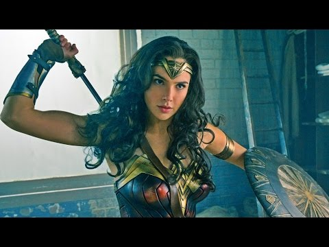 WONDER WOMAN | Trailer deutsch german [HD]