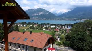Camping Le Panoramic  lac d'annecy haute savoie