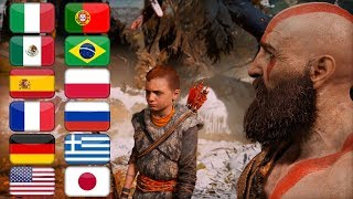 "God of War - Kratos: ""Find. It."" [Multilanguage]"