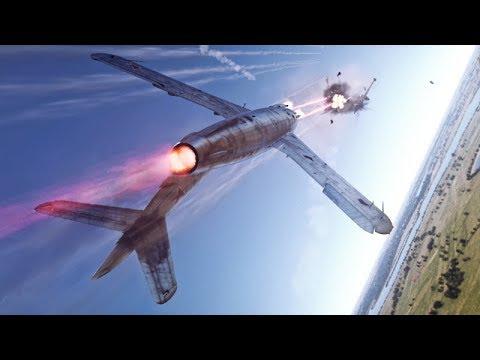 War Thunder Jet Kills Montage | Shots Fired