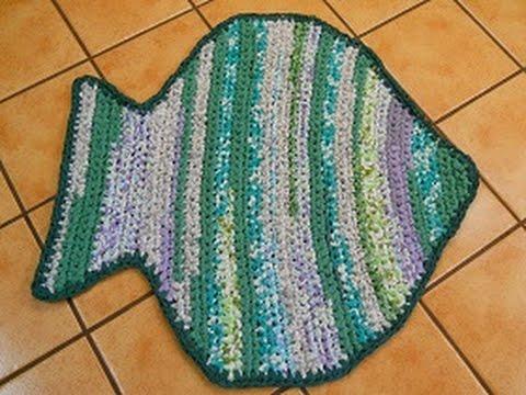 Fat Fish Rag Rug By Erin Halvorsen Tutorial
