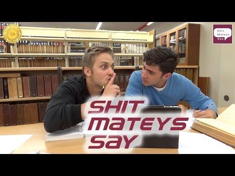Shit Stellenbosch Students Say: Part 1