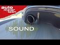Fiat 500 Abarth 695 Biposto - Sound | auto motor und sport