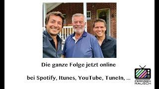 Harry Wijnvoord über Walter Freiwald (im Podcast Fernsehrausch)