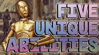 C-3PO Has FIVE Uniques?! | SWGoH C3PO Event | Star Wars: Galaxy of Heroes