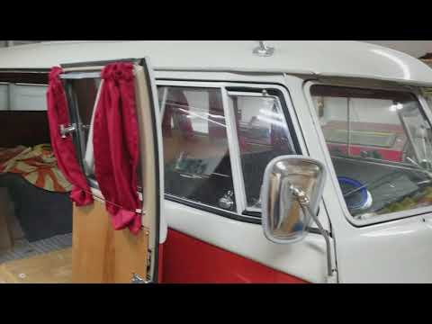 The different types of VW busses and what Options came in them
