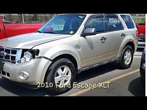 2010 Ford Escape XLT: walkaround & review