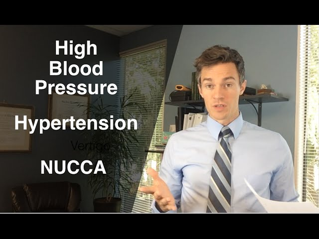 How To Reduce High Blood Pressure Naturally - NUCCA Research Review
