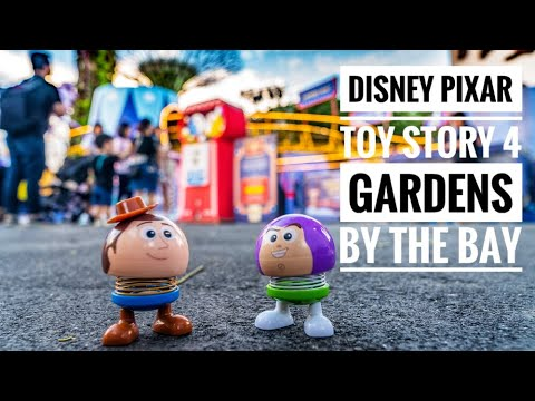 Disney Pixar Toy Story 4 @ Gardens By the Bay Highlights