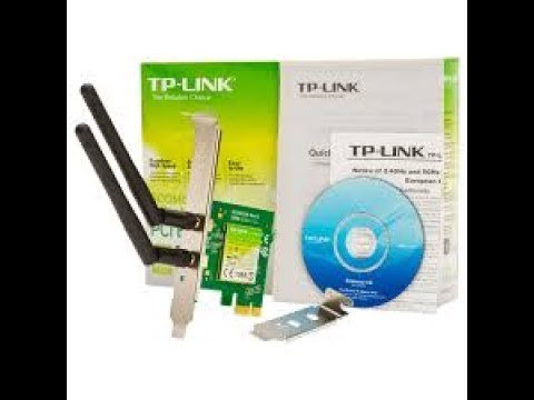 Non Biased TL-WN881ND (TP-Link PCIE Network Adapter) Unboxing and Review