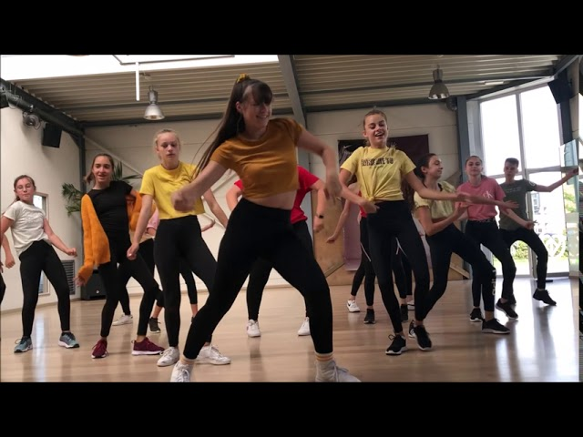 Dansstsage | Hip Hop | Body Fit | Poperinge