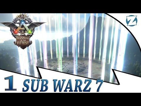 Ark Survival Of The Fittest SubWarz 7 - E1 - Rivalry