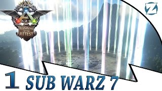 Ark Survival Of The Fittest SubWarz 7 - E1 - Rivalry