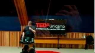 Acústica arquitetural & música: José Augusto Mannis at TEDxUnicamp2013