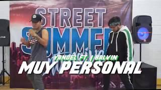 Скачать Yandel Muy Personal Ft J Balvin Choreography By Adrian Rivera