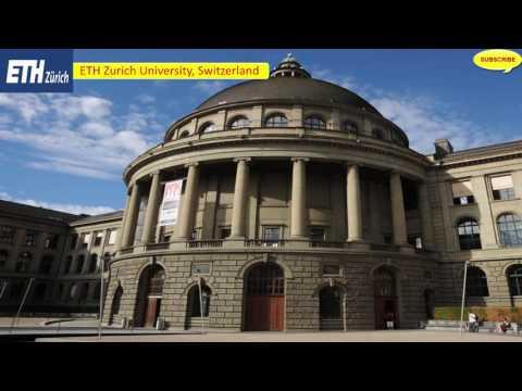 World best Universities, Eth Zurick University, Campus. Top 10 Universities of the world.