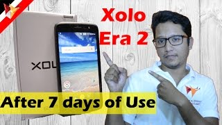 Xolo Era 2 Indepth Review After 7 days of Use | 4G Volte Budget Smartphone | Data Dock