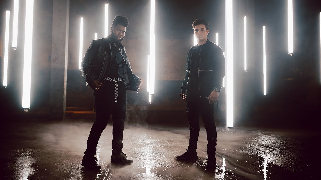 Martin Garrix feat. Khalid - Ocean (Official Video) #1