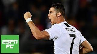 Cristiano Ronaldo scores twice in Juventus' comeback win vs. Empoli   Serie A Highlights