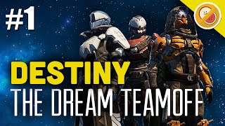 Destiny The Dream Team vs TripleWRECK & Co. - Dream Teamoff (Funny Gaming Moments)