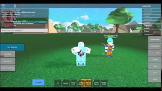 Dragon Ball Roblox en ligne: Comment tourner Golden Frieza