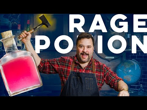 Rage Potion THIS IS NOT AN AD   How To Drink