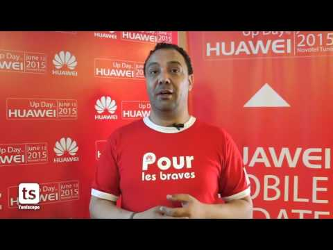 Interview de M. ramzi ferchichi : Directeur marketing Huawei Tunisie