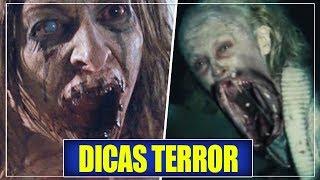 5 FILMES DE TERROR QUE VOCÊ PRECISA ASSISTIR AGORA!