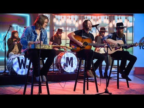 Whiskey Myers - Rolling Stone - Live