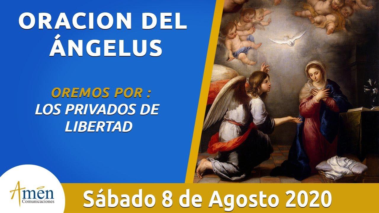 Ángelus l Sábado 8 Agosto  de 2020 l Padre Carlos Yepes