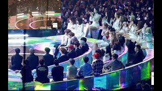 나하은 (Na Haeun)MMA 베스트 댄스 후보소개 (Reaction)(BTS, 블랙핑크, 워너원, 모모랜드, 여자친구)@181201