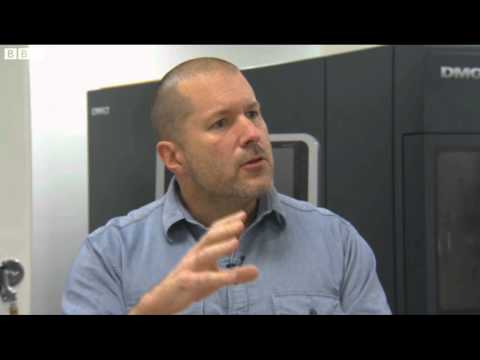 Jonathan Ive on how Apple names its products on Blue Peter